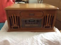 Retro record player (REDUCED PRICE)