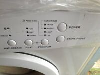 Bush tumble dryer vented hardly used ex condition
