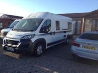 Peugeot boxer Xlwb Campingvans 16500 Px van Romford Essex