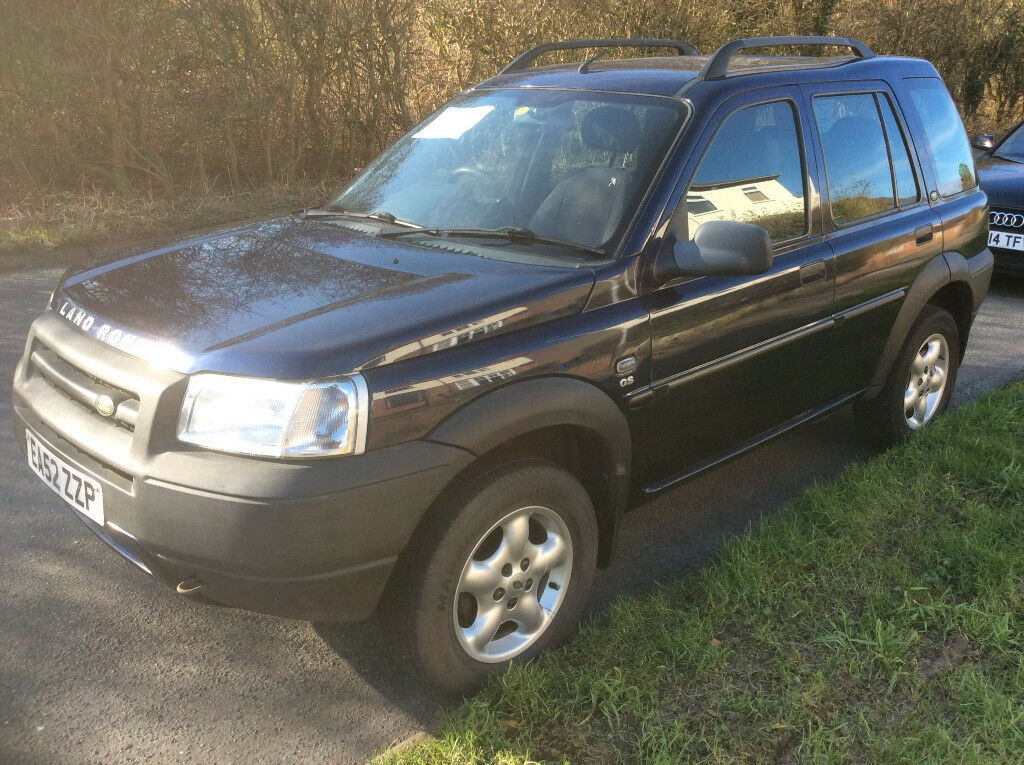Landrover Freelander sel - Car Reviews 2018
