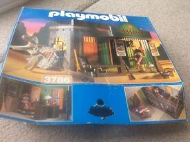 Playmobil Sheriff's Office