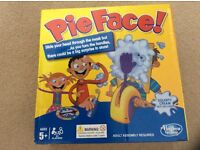 Pie Face Game Brand new