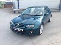 Mg Zr 1400 105 plus 5 door in Le-mans green with 45000 miles and service history