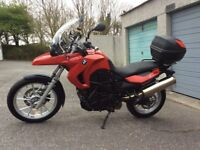 BMW F 650 GS (798cc) Lowered Suspension & Seat