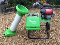 Wood chipper/garden shredder Viking GB370 petrol