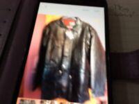 Mans Italian Leather jacket