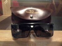 Vintage Foster Grant Aqua Mates Rare Floating Flip Up Sunglasses