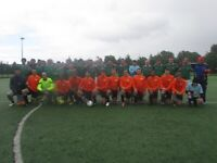 looking for new football players - Saturday mens 11-a-side - JOIN SOCCER CLUB