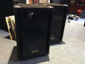 PA Speakers for sale