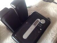 Micro CD player/ radio