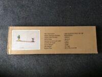 Oak Floating Shelf, 80cm