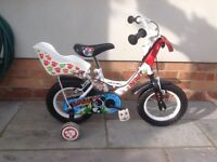 "Girl's 12"" Apollo Bike"
