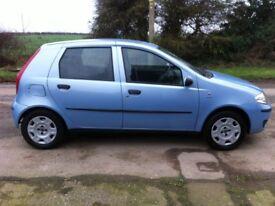 Fiat Punto 1.2 Active, 2004