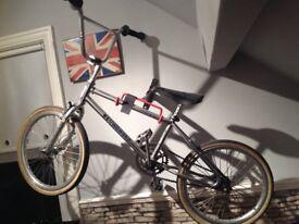 Original 1980's Kuwahara BMX for Sale.