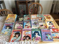 Selection of assorted Manga books