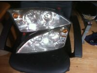 Ford mondeo mk3 headlights