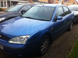 FORD MONDEO MK3 ZETEC, VERY RELIABLE, FEEL FREE TO MAKE ME AN OFFER, CAN DELIVER ,