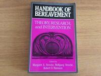 Psychology Handbook of Bereavement