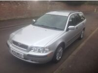 *** VOLVO V40 S ESTATE FULL SERVICE HISTORY ***