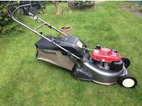 "Honda 21"" roller lawnmower"