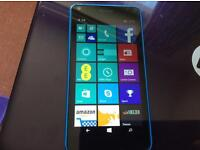 Microsoft lumia 640 phone...excellent condition