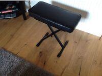 Quik Lok BX8 Bench / Piano Stool