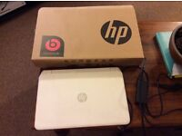 Hp pavilion laptop, i5, 8gb ram, as new.