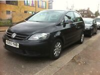 Vw Golf Plus 1.9TDI Great famil Cars