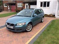 Volvo V50 LE LUX. Fantastic condition. 58 plate.