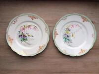 Decorative antique plates