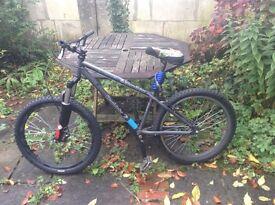 Saracen amplitude 2 dirt jump bike
