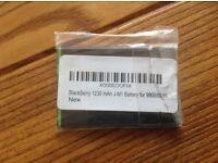 Blackberry phone battery