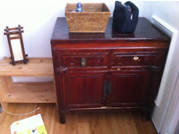 FREE Wooden Dresser with Character