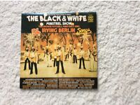 The black and white minstrel show record