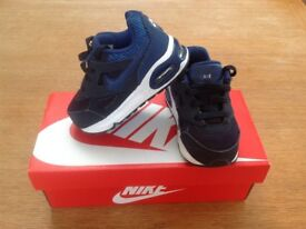 Boys Nike Air Max Trainers - Infant Size 5