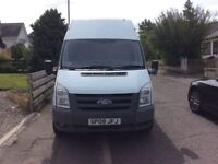Ford Transit 140, T350 High Roof Van