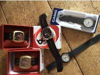 5 Gents Watches