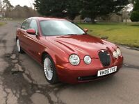 Stunning 2005 S Type Jaguar. MOT Mar-19, Full Service History. Absolutely gobsmacking car. P/X Cons