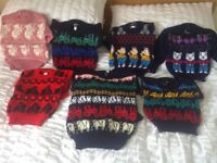 Children's jumpers
