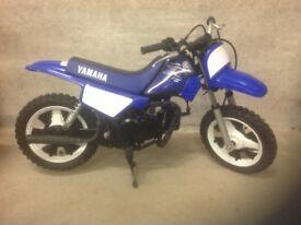 Yamaha PW50 kids motorbike pw 50
