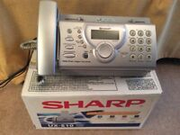 Sharpe Fax machine