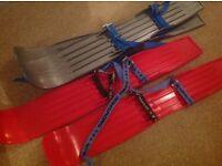 Team Magnus stumpy skis - 2 pairs