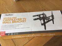 von haus tv bracket 23- 56 inch screens