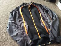 Funkier cycling jacket