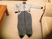 Oceanic Uggi Bear undersuit size 16 in excellent condition