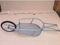 Cycle cargo trailer for sale.