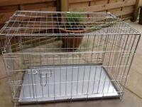Medium size dog crate