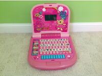 Chad Valley Childs Toy Laptop Computer