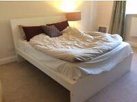 FREE Malm standard bed frame