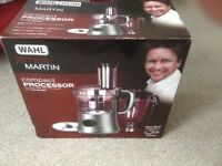 Brand new Unused James Martin food processor. Still in box.